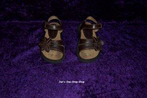 Girls size 6 (Toddler) Self Esteem sandals