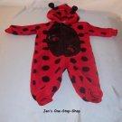 6-9 month Ladybug costume