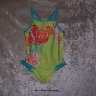 Girls 3T Finding Nemo one piece swimsuit