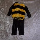 Boy/Girl size Small (about 3-4 years) Bee halloween costume