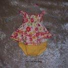 Girls Preemie Faded Glory dress set, w/extra dress