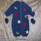 Boys 18 month Baby B'Gosh dark blue snowsuit