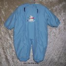 Boys 12-18 month Pulcino snowsuit