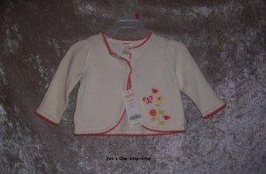 Girls 3-6 month Gymboree sweater - NWT