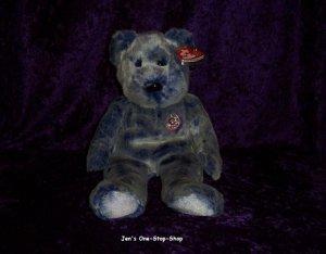 Periwinkle Beanie Buddy Bear � NWMT