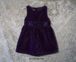 Girls 3T purple Tommy Hilfiger dress