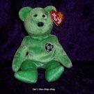 Kicks the Bear Beanie Baby – NWT