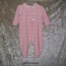Girls 12 month The Children's Place sleeper/one piece outfit