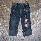 Girls 2T Disney Princess jeans