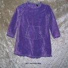Girls 3T The Children's Place purple two piece dress set