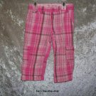Girls size 4 Sonoma Capri's
