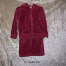 Girls 2T/4T Old Navy maroon two piece outfit