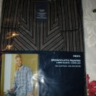 Mens Broadcloth Pajamas Long Sleeve Size M NIP
