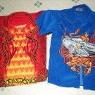 Silver Point & Xtreme Limit Boys Lot of 2 Shirts Size 14/16