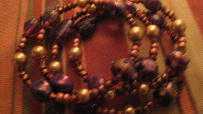 Hand Crafted Wrap Braclet