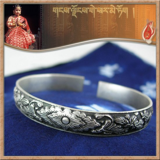 Individualized  hand-made bangle �11