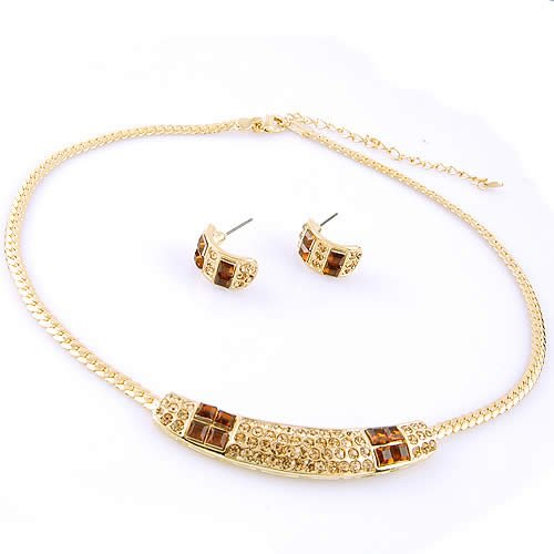 18KGP  jewelry  sets   �17