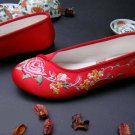 NO .2  embroidered shoes  $ 15