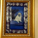 Pug 5x7 Tile Picture