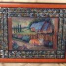 Pembroke Welsh Corgi 11x14 Tile