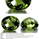 2.37 CT. OVAL FOREST GREEN TOURMALINE NATURAL