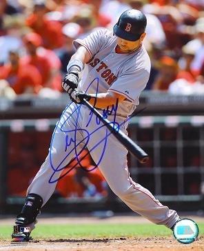 Sean Casey Autographed 8x10