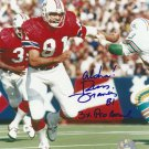 Russ Francis Autographed 8x10