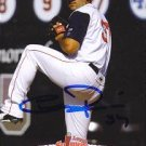 Chad Povich Autographed Red Sox Card