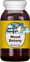 Wood Betony - Headaches & Pain