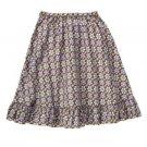 Gymboree DESERT FLOWER Purple Skirts 3T 3 New NWT (70% off)