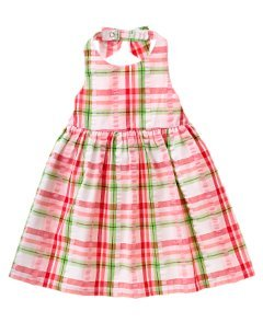 Gymboree WATERMELON PICNIC Plaid Halter Dress 4T 4 New NWT (70% off)