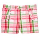 Gymboree WATERMELON PICNIC Shorts 7 New NWT (70% off)