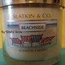 Bath and Body Works Beachside Candle 4 oz 40 hour