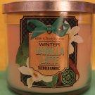 Bath & Body Works Winter Vanilla Latte Candle 3 Wick Large