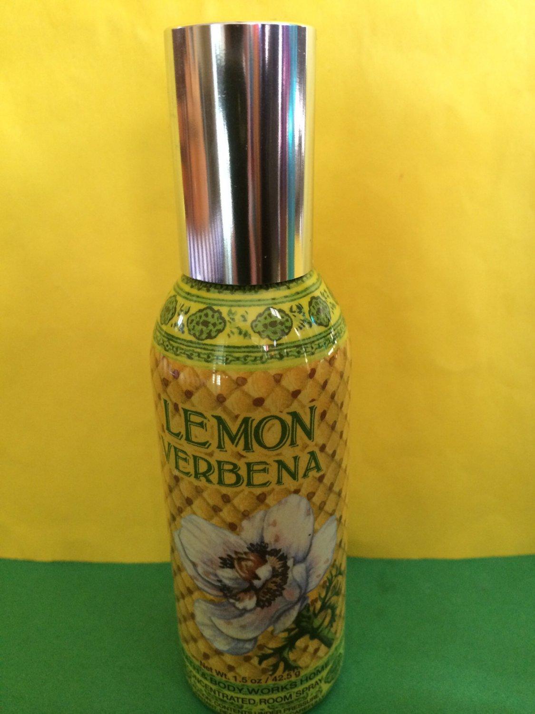 Bath Amp Body Works Lemon Verbena Home Fragrance Spray