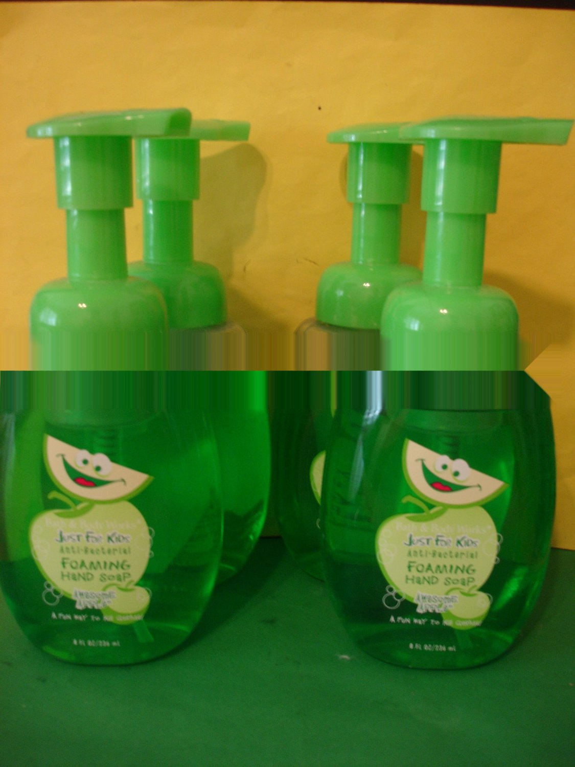 Shower Gel For Bubble Bath Bath Amp Body Works 4 Awesome Apple Kids Anti Bacterial