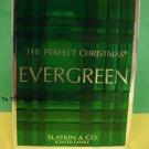 Bath and Body Works Evergreen Candle 9.5 oz
