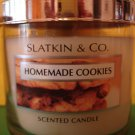 Bath & Body Works Homemade Cookies Candle 4 oz