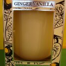 Bath & Body Works Slatkin Ginger Vanilla Candle