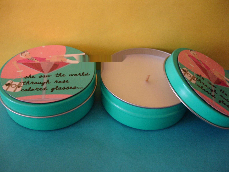 Bath & Body Works 2 Pomegranate Martini Candle