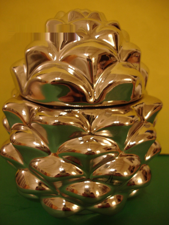 Bath Amp Body Works Slatkin Pine Cone Figural Fresh Balsam