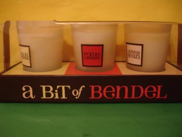 Bath Body Works Henri Bendel Lemon Verbena Pomegranate