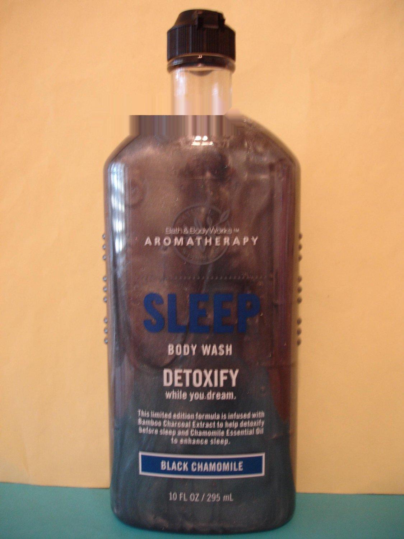 Bath Amp Body Works Aromatherapy Black Chamomile Wash Large