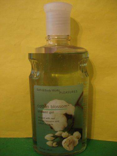 Bath & Body Works Cotton Blossom Shower Gel Full Size