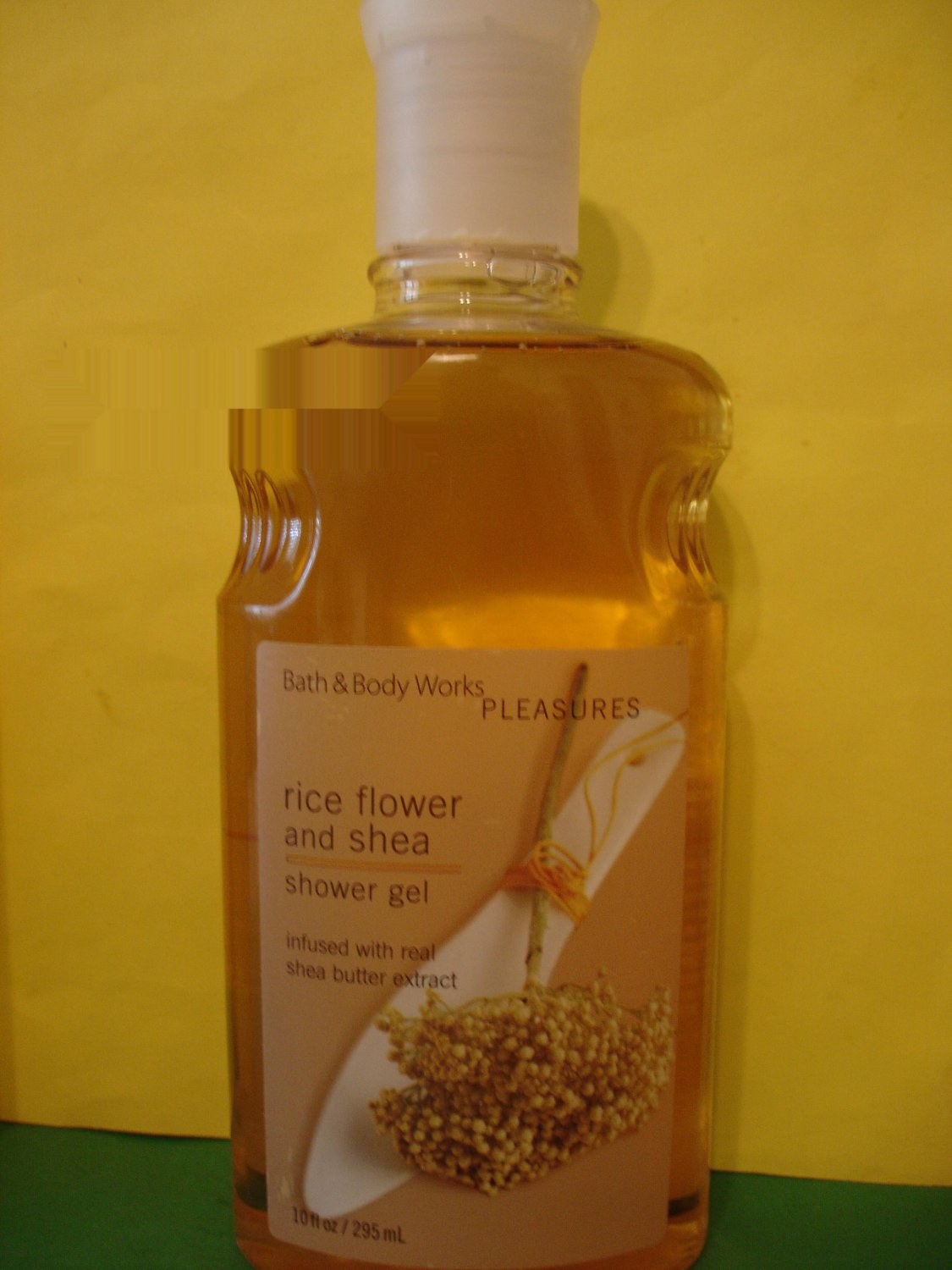 Bath Shower Gel Bath And Body Works Rice Flower And Shea Shower Gel Full Size