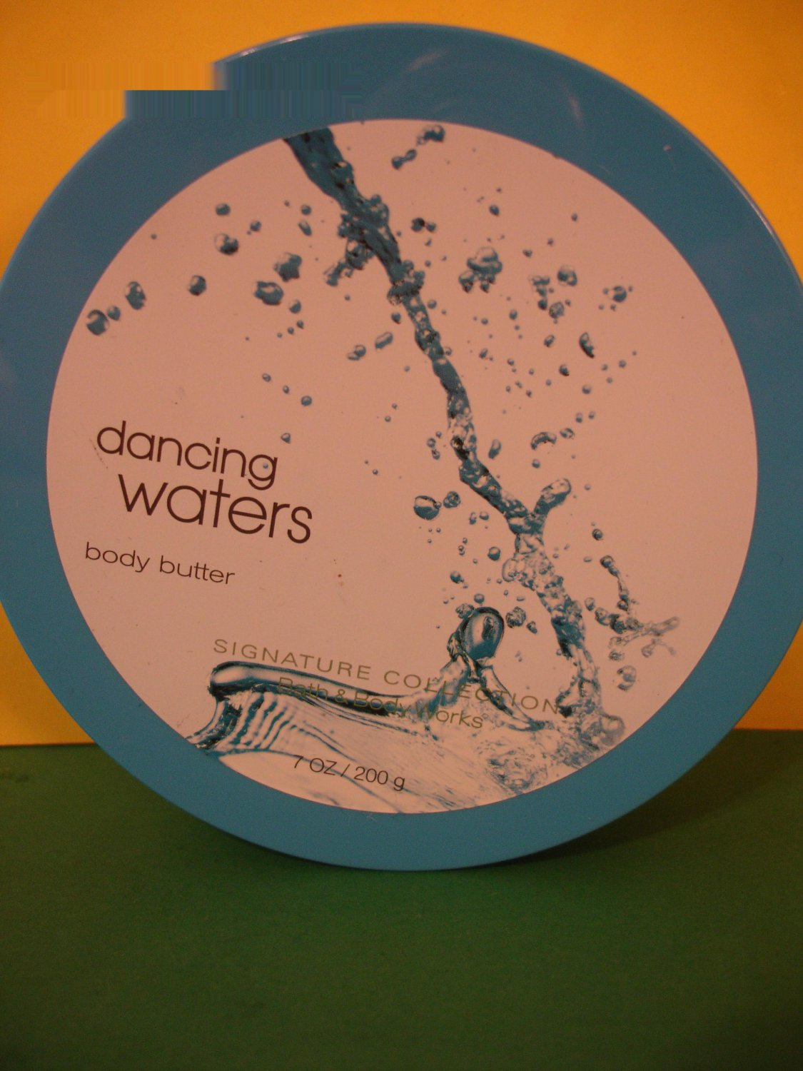 Bath & Body Works Dancing Waters Body Butter Cream Large Full Size