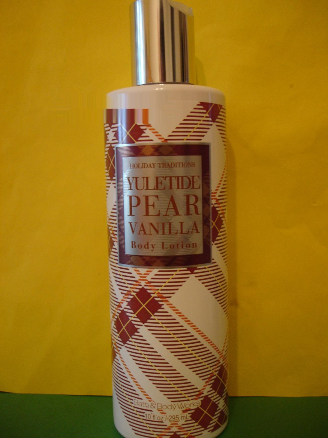 Bath and Body Works Pear Vanilla Lotion Large Full Size