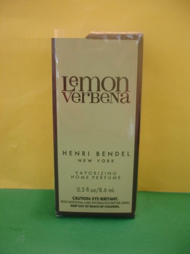 Bath and Body Works Henri Bendel Lemon Verbena Home Fragrance Oil