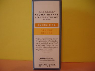 Bath & Body Works Orange Ginger Aromatherapy Essential OIL