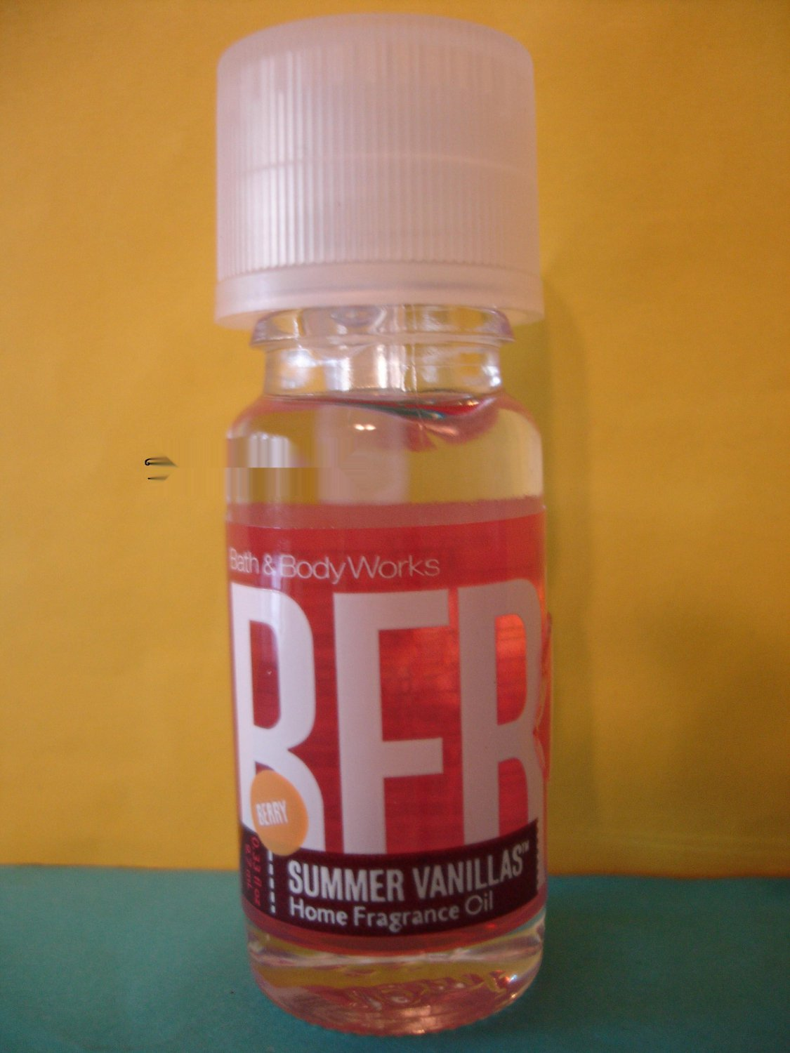 Bath Amp Body Works Berry Vanilla Home Fragrance Oil